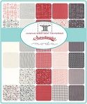 Mama Said Sew II Charm Pack, Sweetwater by Moda