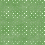 Beautiful Basics 609 GG1 Green Mini Dots, Maywood Studio