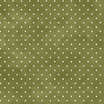 Welcome Home Flannel F609 GG Green Dots, Maywood Studio