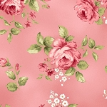 Welcome Home Flannel F8360 P Pink Floral, Maywood Studio