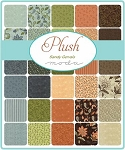 Plush Charm Pack, Sandy Gervais by Moda