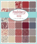 Pondicherry Jelly Roll, French General by Moda