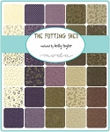 The Potting Shed Charm Pack, Holly Taylor by Moda