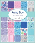 Rainy Day Jelly Roll, Me & My Sister by Moda