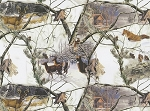 Realtree 10081 Animal Winter Woods, Print Concepts