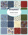 River Journey Jelly Roll, Holly Taylor by Moda