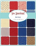 Sew American Jelly Roll, Deb Strain by Moda