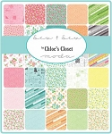 Sew and Sew Layer Cake, Chloe's Closet by Moda