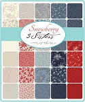 Snowberry Charm Pack, 3 Sisters by Moda