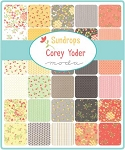 Sundrops Jelly Roll, Corey Yoder by Moda