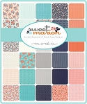 Sweet Marion Charm Pack, April Rosenthal by Moda