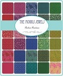 The Morris Jewels Layer Cake by Moda