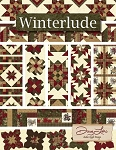 Winterlude Book, Antler Quilt Design