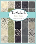 Wordsmith Charm Pack, Janet Clare by Moda