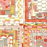 Twenty Three Charm Pack, Eric & Julie Comstock by Moda