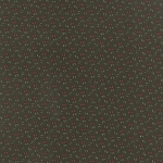 Winters Song 6596 13 Confetti Dark Green, Holly Taylor by Moda