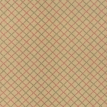 Wool and Needle III Flannel 1131 11F Tan Grass Square, Primitive Gatherings by Moda