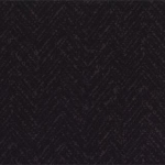 Wool Needle Flannel II 1093 12F Black Zig Zag Herringbone, Primitive Gatherings by Moda