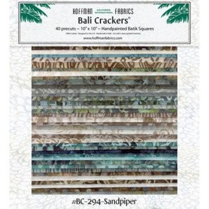 Bali Crackers Sandpiper Layer Cake, Hoffman