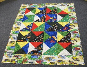 Equipment Baby Cakes Quilt Kit