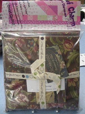 Blessings 2001 12 Layers of Charm Plus One Quilt Kit
