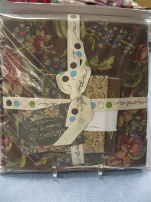 Blessings 2000 13 Layers of Charm Plus One Quilt Kit