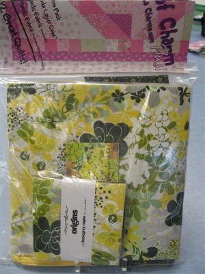 Origins (Basic Grey) 30235 19 Layers of Charm Plus 1 Quilt Kit
