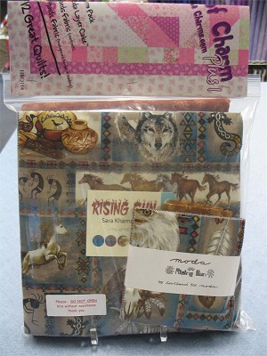 Rising Sun 11234 15 Layers of Charm Plus One Quilt Kit