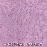 Hoffman Bali Batik Hand dyed Watercolors 1895 117 Heather