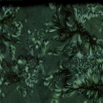 Hoffman Bali Batik Hand dyed Watercolors 1895 189 Christmas Green