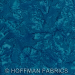 Hoffman Bali Batik Hand dyed Watercolors 1895 549 Celestials