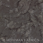 Hoffman Bali Batik Hand dyed Watercolors 1895 305 Gravel