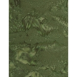 Hoffman Bali Batik Hand dyed Watercolors 1895 426 Oregano