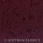 Hoffman Bali Batik Hand dyed Watercolors 1895 515 Rum Raisin