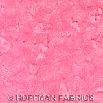 Hoffman Bali Batik Hand dyed Watercolors 1895 576 Petit Four