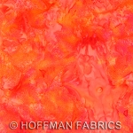 Hoffman Bali Batik Hand dyed Watercolors 1895 592 July