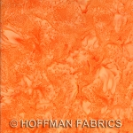 Hoffman Bali Batik Hand dyed Watercolors 1895 604 Halloween