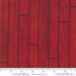 Holiday Lodge 19892 11 Barnwood Red, Deb Strain by Moda
