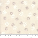 Holiday Lodge 19896 15 Snowfall Winter White, Deb Strain by Moda