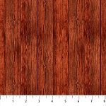 Country Pastimes 22850 24 Barnwood Red, Northcott