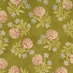 Harvest Home 2621-15 Hedge Apple Green, Blackbird Designs by Moda