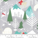 Aurora 27300 13 Christmas Forest Frost, Kate Spain by Moda