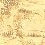 Wilderness Park 28033 152 Scenic Toile Golden Wilmington Prints