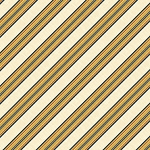Welcome to the Roost 31622 154 Ivory Diagonal Stripe South Sea Imports