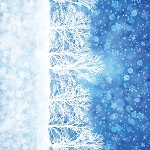 Gradients Holiday 33434 11D Snow Trees Digital, Moda