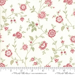 Porcelain 44193 11 Heirloom Floral Porcelain, 3 Sisters by Moda
