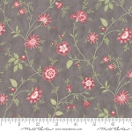 Porcelain 44193 12 Heirloom Floral Dove, 3 Sisters by Moda