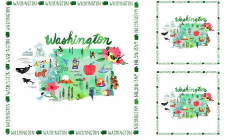 State Cotton Digital Panel Washington 52135DP X, Windham