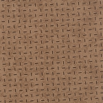 Maple Island 6615 16 Mocha Grid, Holly Taylor by Moda