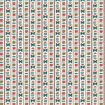 Lake Moments Digital Multi Geo Stripe, Camelot Fabrics